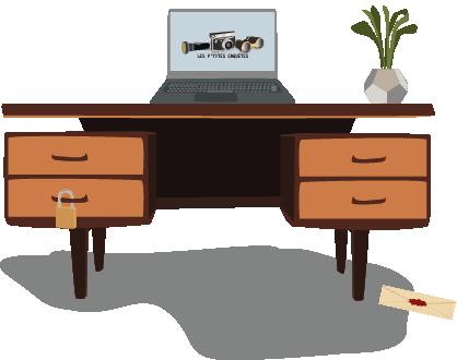 bureau illustration